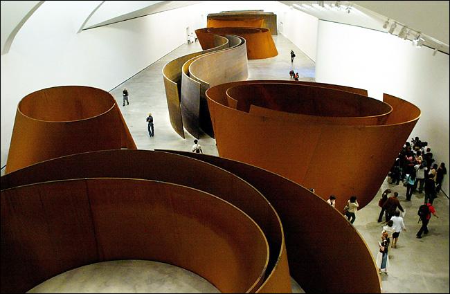 Obra de Richard Serra