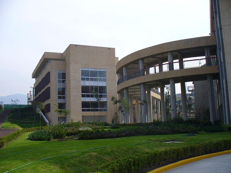 Biblioteca del campus de Cuautepec de la UACM