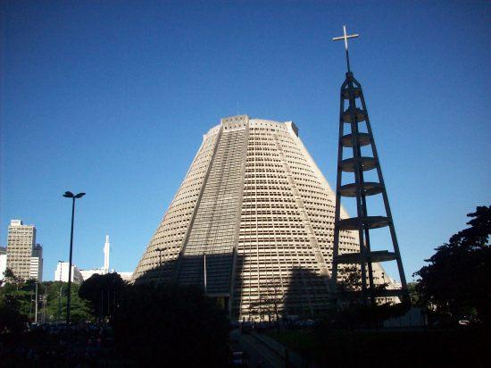 La Catedral de Río de Janeiro
