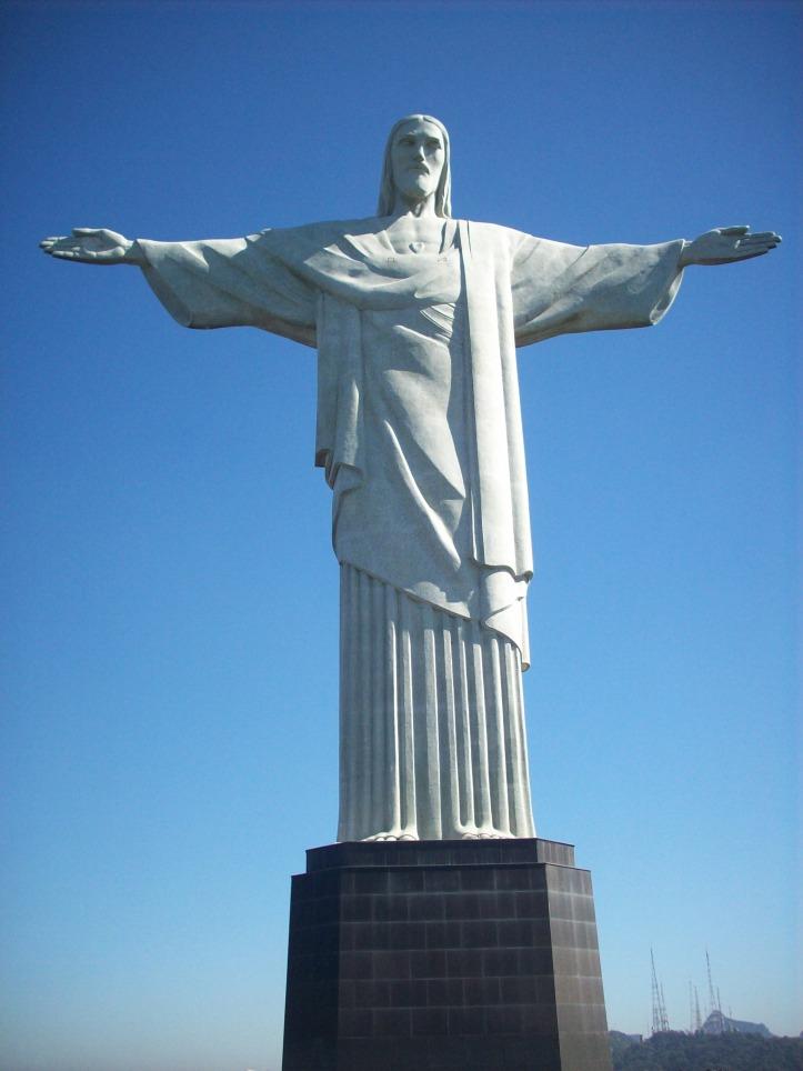 El Cristo de Corcovado