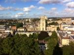 Vista desde Cabot Tower de la Universidad de Bristol