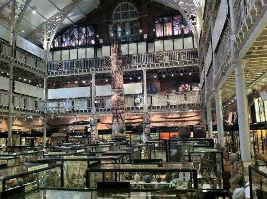 Museo de Historia Natural de la Universidad de Oxfors