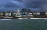 La rueda del puerto de Brighton