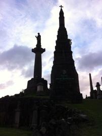 Necrópolis en Glasgow