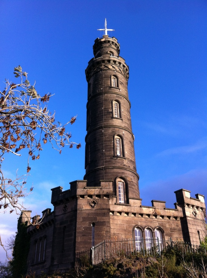 Torre en Calton Hill