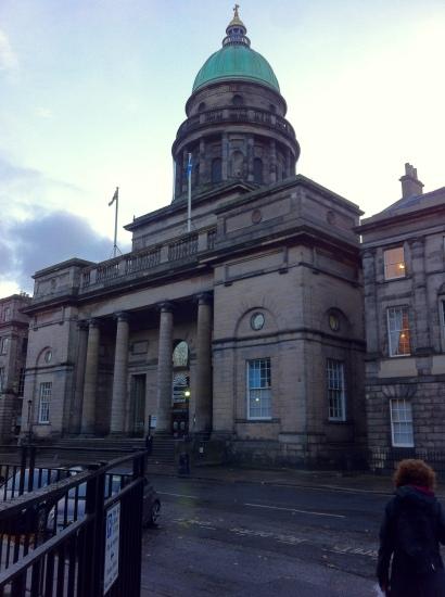 Palacio Municipal de Edimburgo