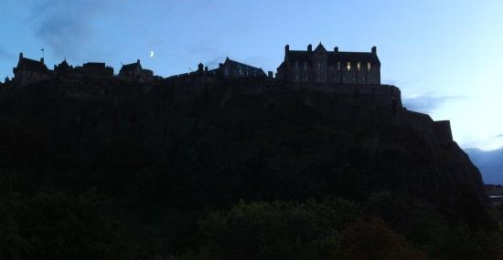 Catillo de Edimburgo