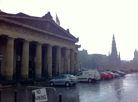 Pricess Street, Edimburgo