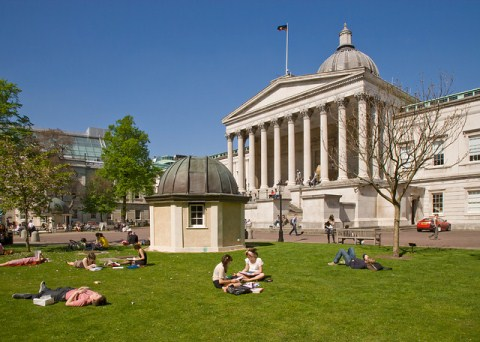 University College London, mi Universidad!