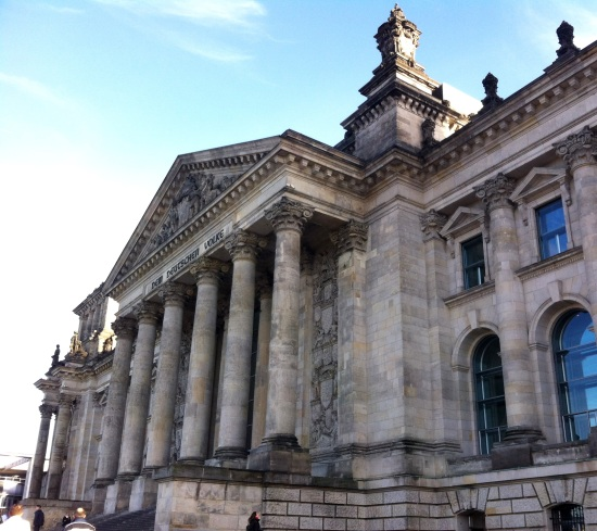 Reichstag o Parlamento Alemán