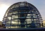 Cúpula de vidrio del Reichstag o Parlamento Alemán