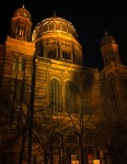 Sinagoga de Berlín