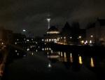 Vista de Berlín sobre el río Spree