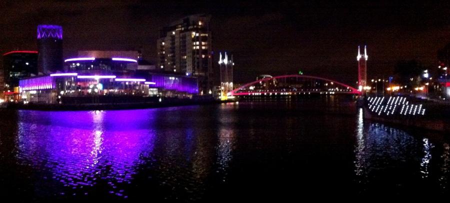 Vista de The Lowry