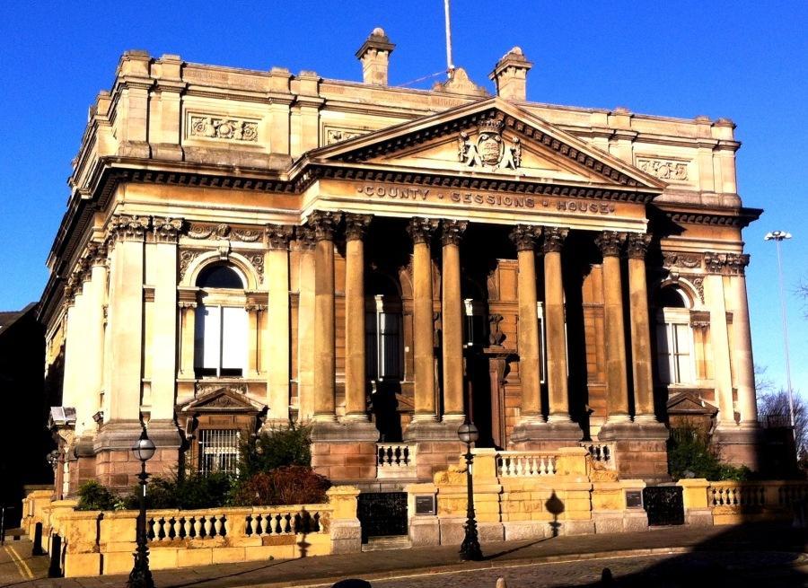 Edificio de gobierno de Liverpool