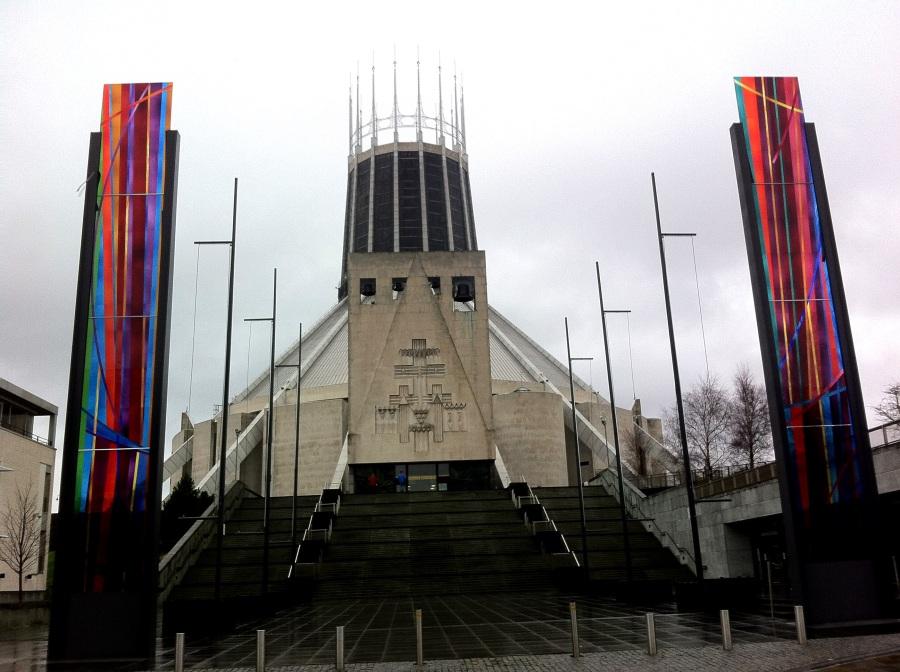 Catedral Metropolitana de Liverpool (Católica)