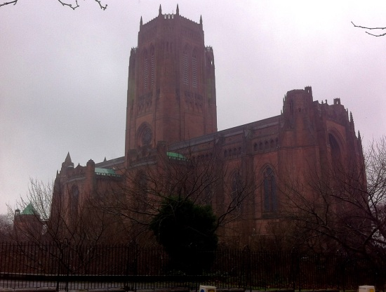Liverpool Cathedral (Anglicana)