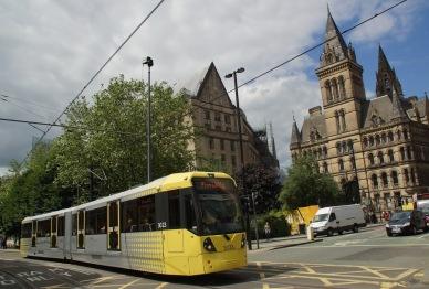 Tranvía de Manchester