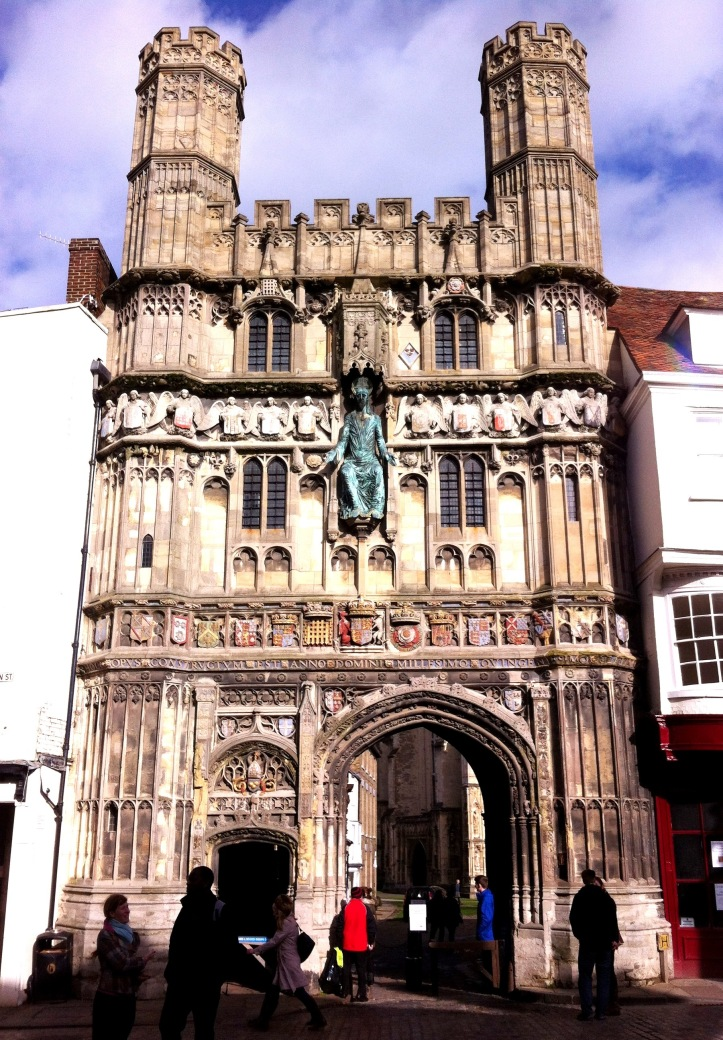 Christchurch Gate Canterbury
