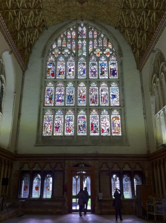 Catedral de Canterbury por dentro