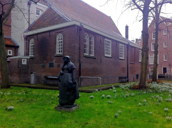 Jardines de Ámsterdam
