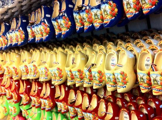 Tienda de souvenirs de Ámsterdam