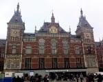 Estación de trenes Amsterdam Centraal
