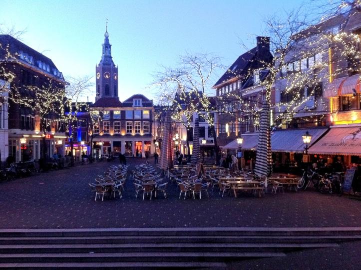 Plaza en Grote Markt, La Haya