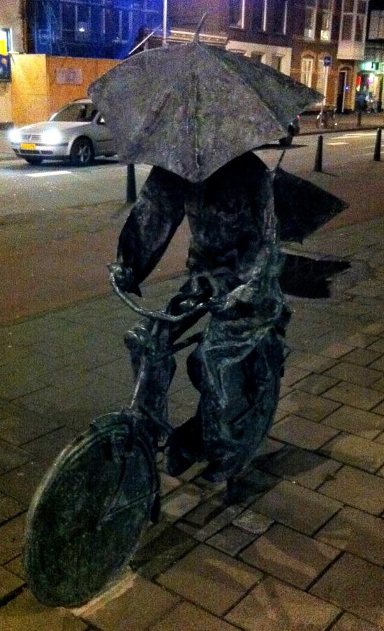Escultura en La Haya