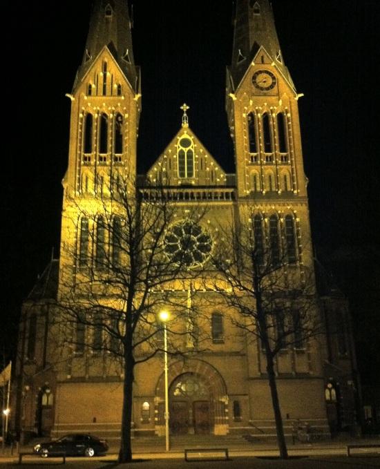 Iglesia en La Haya