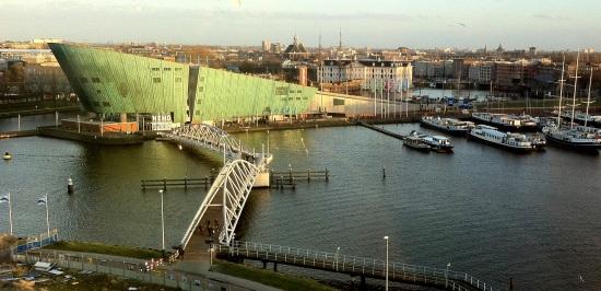 NEMO, Science Center, Amsterdam