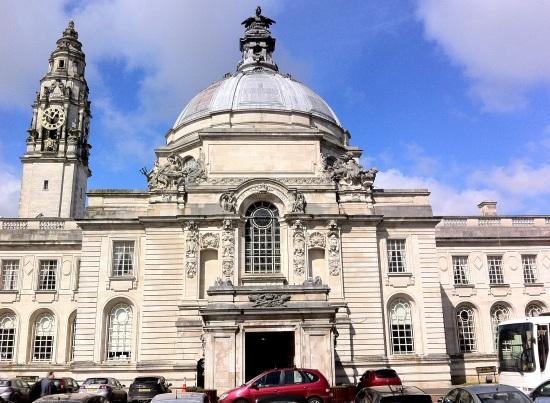 Ayuntamiento de Cardiff