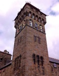 Clock Tower, Cardiff Castle