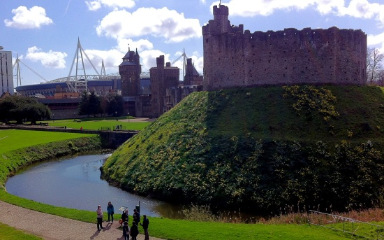 Castillo de Cardiff
