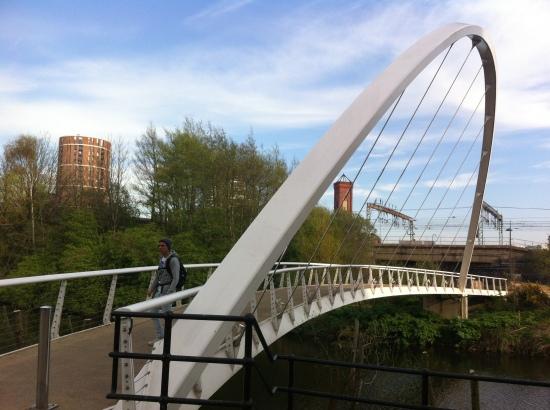 Bridge on the Aire River