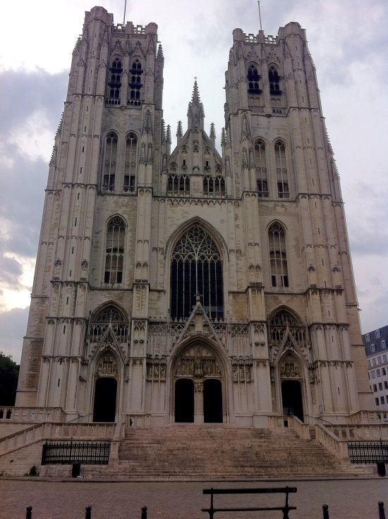 Catedral de Bélgica