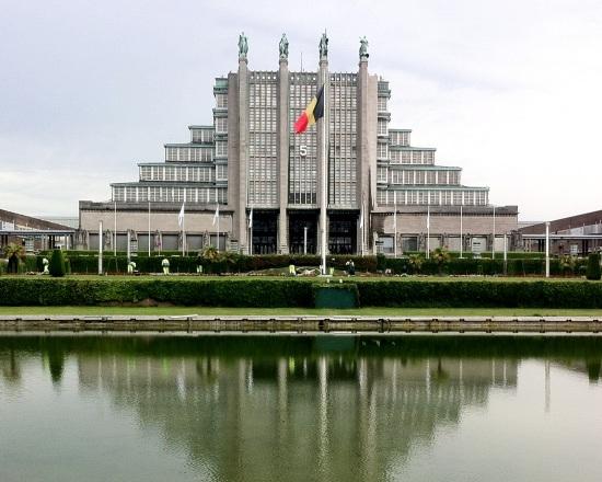 Parque de exposiciones de Bruselas