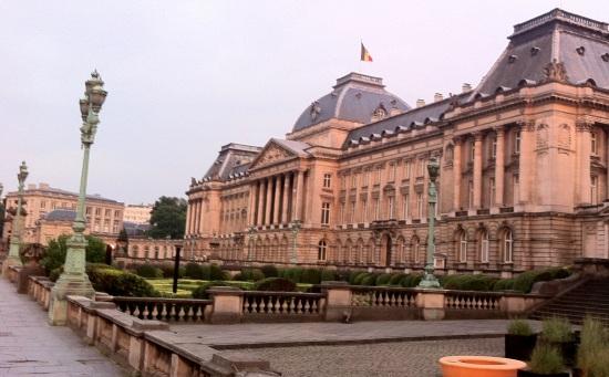 Palacio Real de Bruselas, Koninklijk