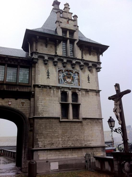 Fortaleza en el río Schelde, Amberes
