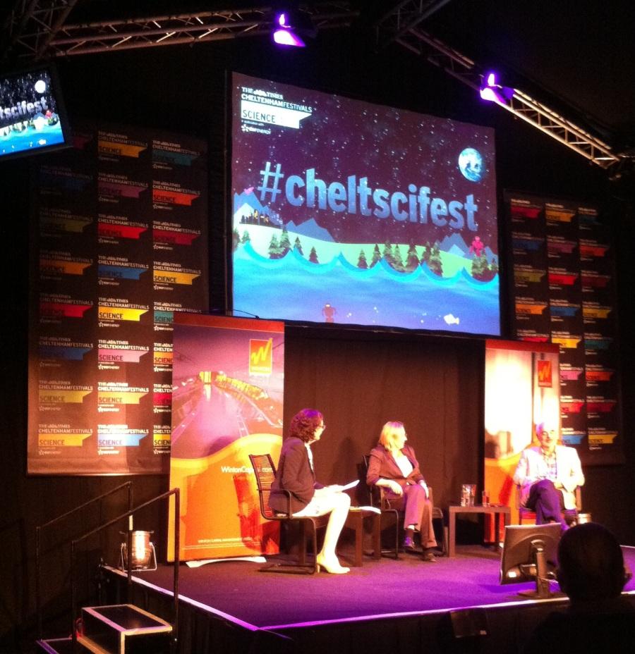 Festival de ciencias de Cheltenham