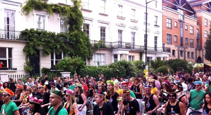 Carnaval de Notting Hill, 2014