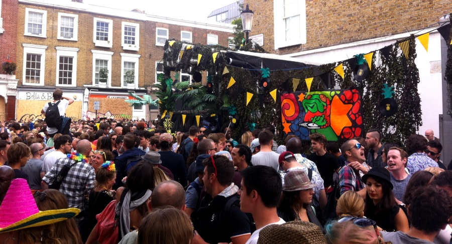 Carnaval de Notting Hill, 2014.