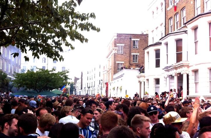 Carnaval de Notting Hill, 2014.