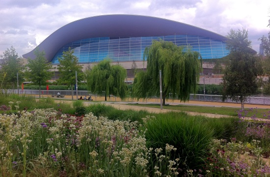 Acuatic Center Stratford London