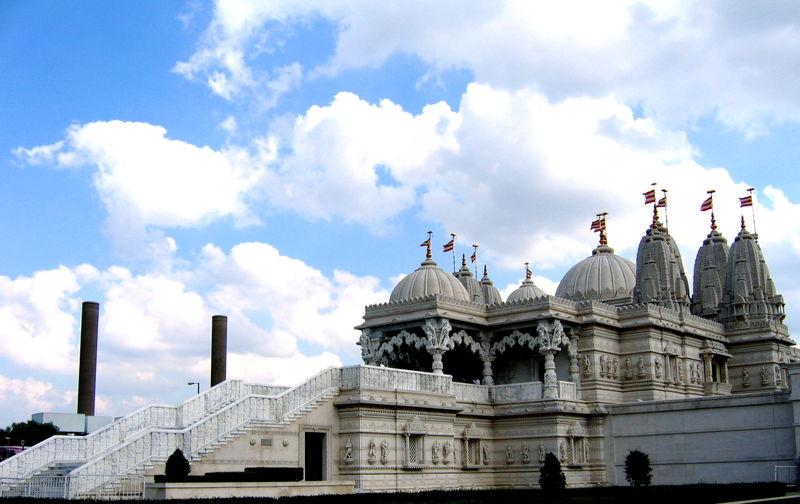 BAPS Shri Swaminarayan Mandir Temple in London