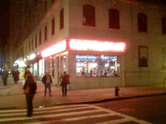 Seinfeld Cafe, NY