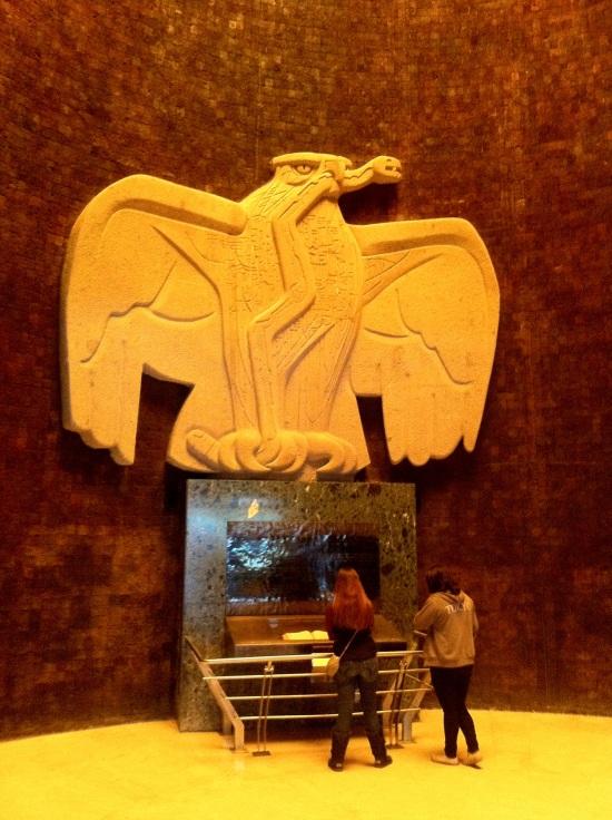 Museo del Caracol, Chapultepec, DF México