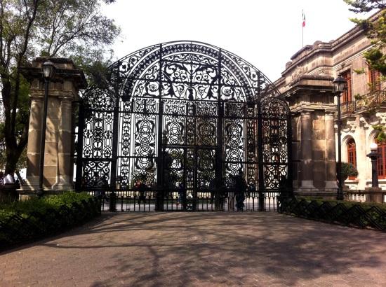 Puerta de Chapultepec, DF México