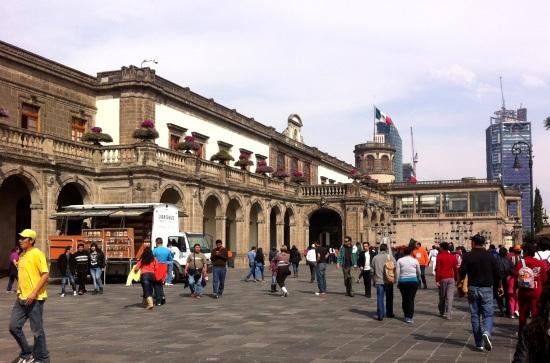 Castillo de Chapultepec, DF México