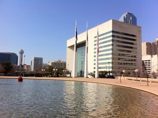 City Hall, Dallas, Texas